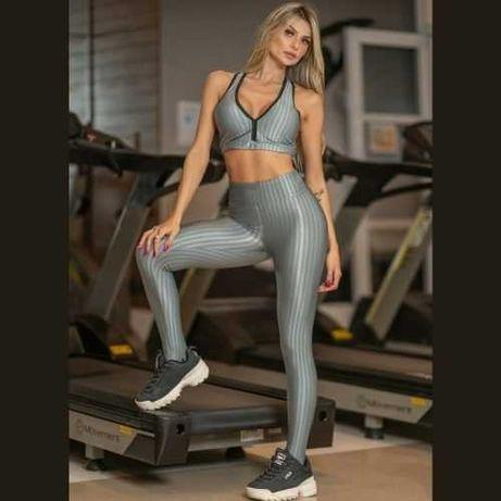 Conjunto XTRALIFE Fitness Brasileira
