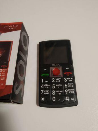 Телефон Sigma Comfort50