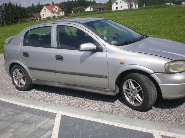 Opel Astra G silnik 1.4 16V X14XE , Z 147 maska zderzak drzwi klapa