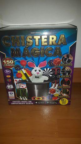Jogo de Magia - Chapéu Mágico