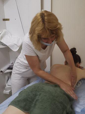 Пропоную масаж:загальний,антицелюлітний,медовий,вакуумний.