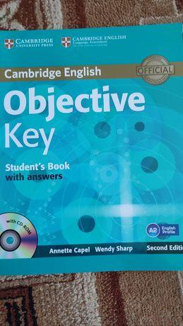 Podręcznik Objective Key student book Cambridge english