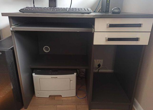Biurko młodzieżowe - komputerowe, nowoczesne