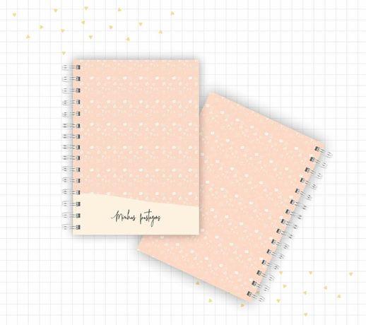 Caderno de postagem