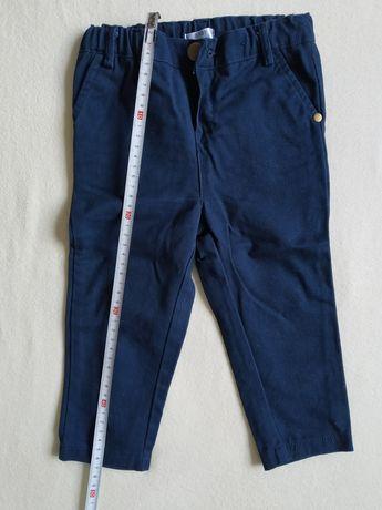 Eleganckie spodnie dla chłopca, rozm.86