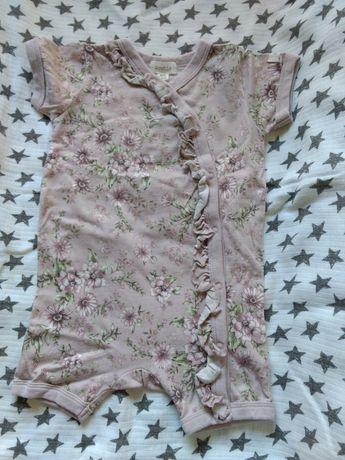 Piżama newbie, rozmiar 68. Stan bardzo dobry.