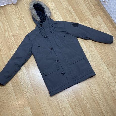 Зимняя куртка CEDAR WOOD STATE парка размер М Оригинал! пуховик