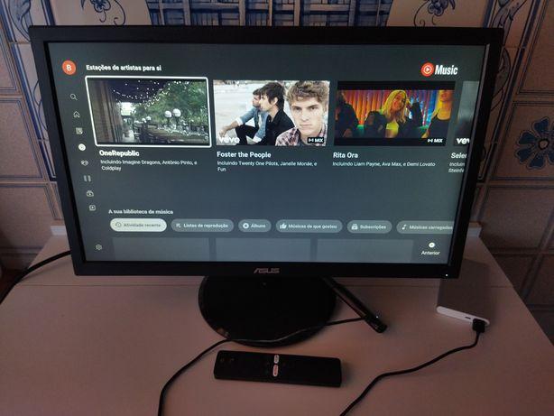 """Garantia 11/2022 - Monitor Asus Gaming 22"""" Full HD"""