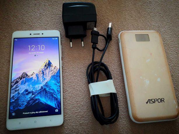 Xiaomi redmi note 4 4/64Gb +power bank gratis
