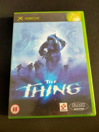 The Thing Xbox classic