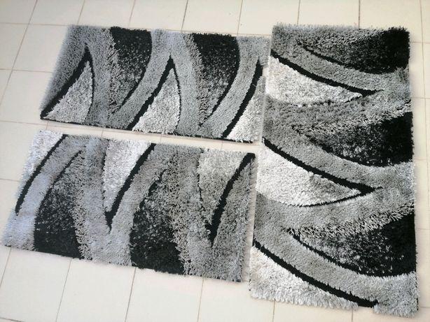 Conjunto de 3 tapetes