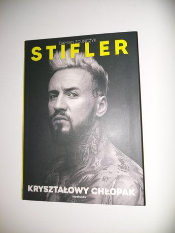 Książka Stifler Kryształowy Chłopak