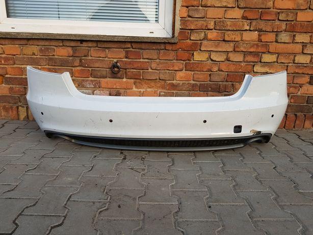 ZDERZAK tylny AUDI A5 8T S-line Sportback PDC tył