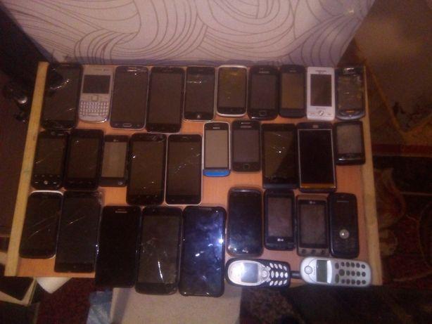 Телефоны сенсорные одним лотом