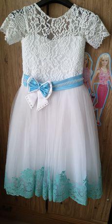 Продам выпускное платье, очень красивое и пышное