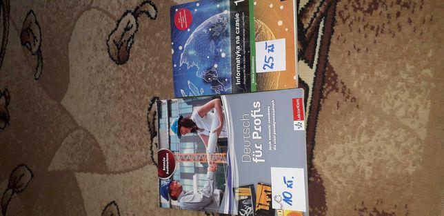 Podręczniki do szkół średnich