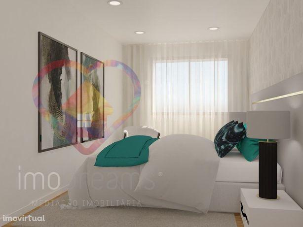 Apartamento T2 | NOVO | 2 Frentes | 2 WC | Vialonga