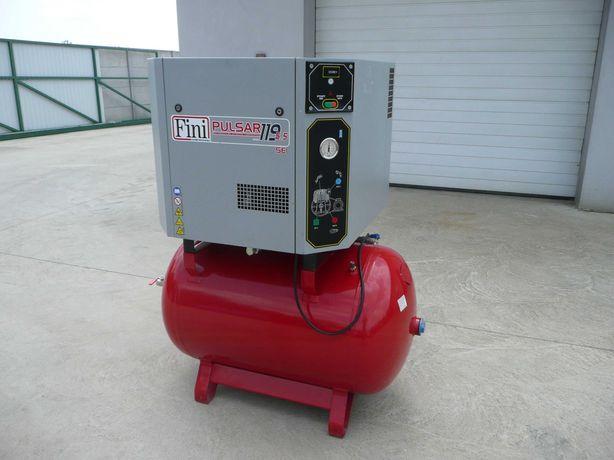 Sprężarka kompresor tłokowy wyciszony Fini Pulsar 119