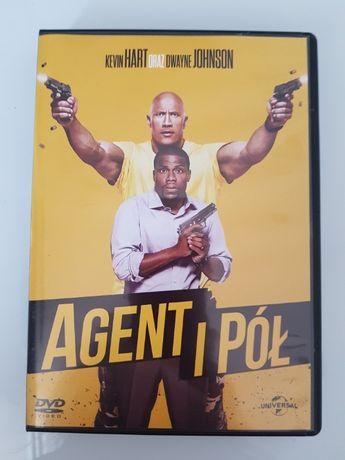 Film płyta Agent i pół