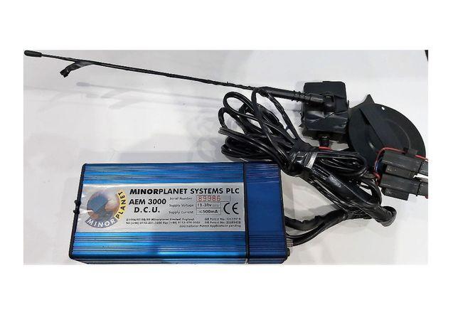 MINORPLANET systems PLC GPS AEM 3000 lokalizator samochodowy