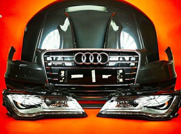 Audi a7 a6 c7 a4 b8 разборка на запчасти крыло ляда четверть лонжерон