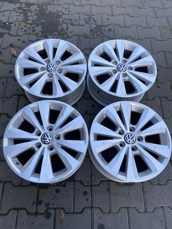 Alu felgi 5x112 6,5 J X16 ET 46 OMG VW