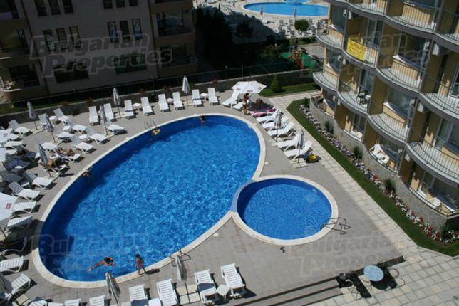 Отдых в Болгарии, Центр Солнечного берега, комфортная студия, аренда