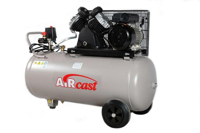 Компрессор AirCast СБ4/С-50.V47A - 1.5 кВт. Беларусь. Гарантия. Новый