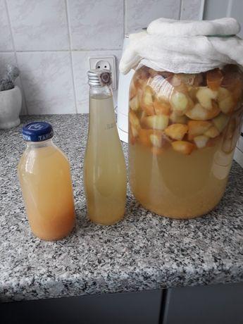 Domowy ocet jablkowy 330ml
