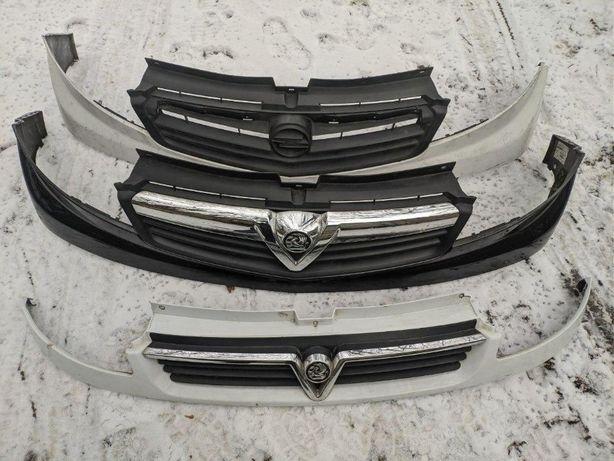 Решетка радиатора/решітка радіатора/улыбка Opel Опель Vivaro