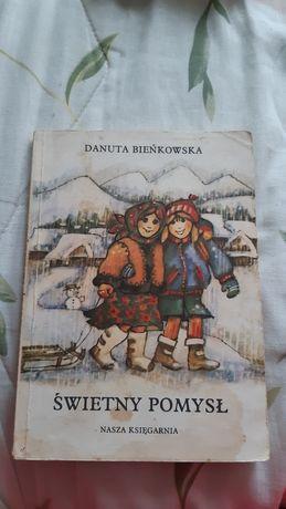 Świetny pomysł   Danuta Bieńkowska