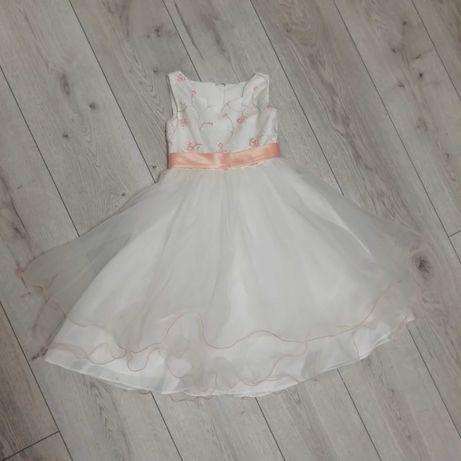 Нарядные плаття на дівчинку 3-5 років