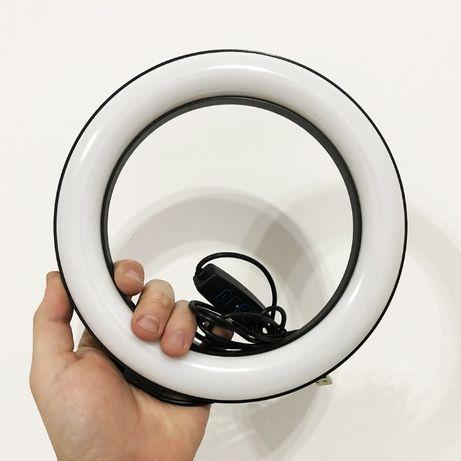 Кольцевая лампа 16 см . 20см. 26 см.
