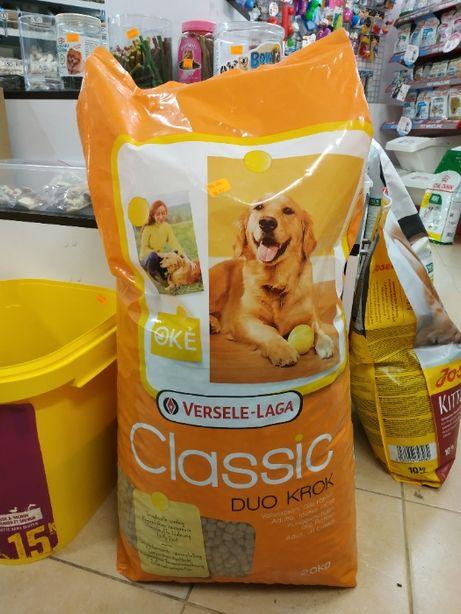 Karma dla psa tanio 20kg