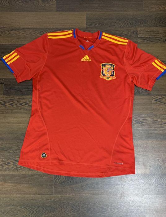Футболка сборной испании чемпионат мира 2010 Spain Jersey Одесса - изображение 1