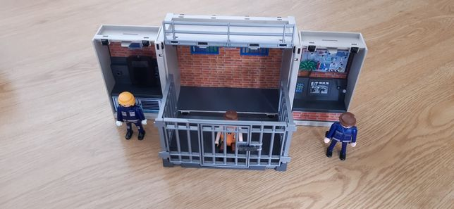 Esquadra Playmobil