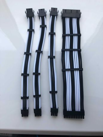 Набор кастомных кабелей питания EVOLVE Custom PSU Cable Kit 0.3m
