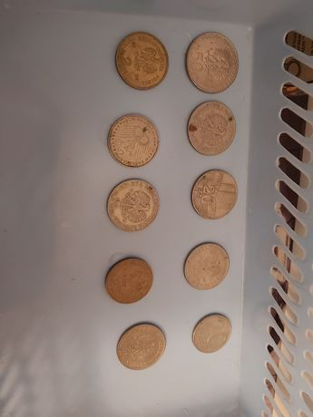 Monety stare  2zł-100zł