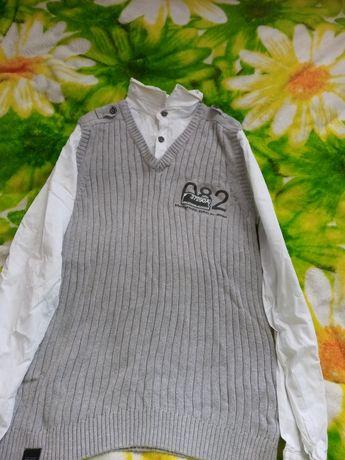 Рубашка підліткова