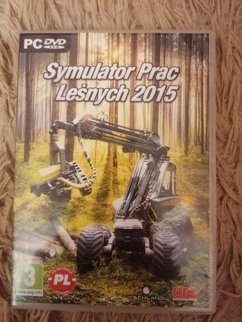 Nowa Gra na PC Symulator Prac Leśnych 2015