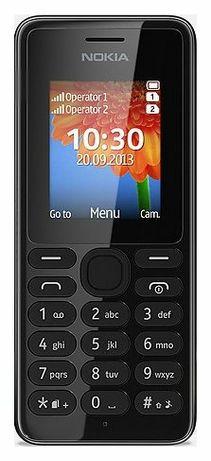 Nokia 108 (RM944) dual SIM.
