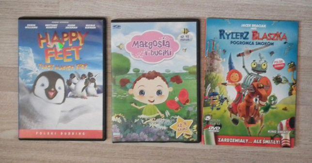 bajki dla dzieci DVD VCD