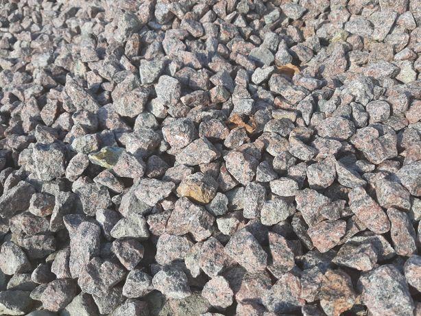 Vanga granit czerwony szwed 16-22mm
