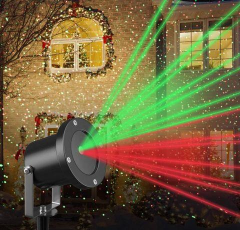 МЕГА ЦЕНА‼️ Проектор лазерный на Здание STAR SHOWER гирлянда елка ЖМИ