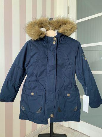 Акция! Демисезонная куртка Kiabi на девочку 4,5,10 лет