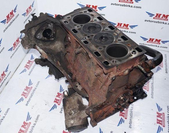 Блок двигателя Master 2.2 Movano Interstar Мастер Мовано Интерстар