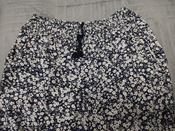 Spodnie H&M, powiewaki , 164/170
