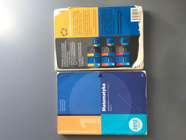 Matematyka 1 zbiór i podręcznik