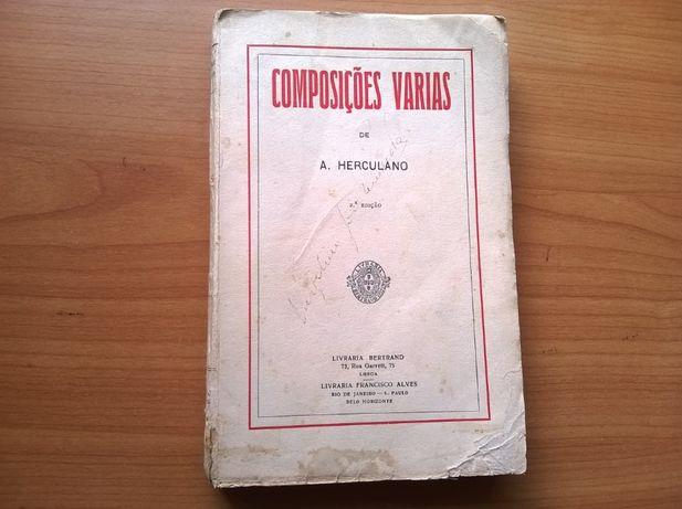 Composições Várias (2.ª ed.) - Alexandre Herculano