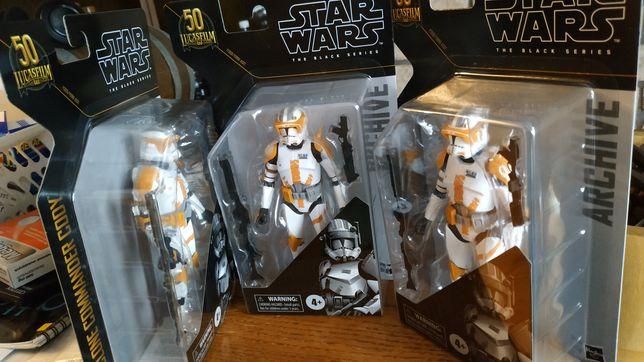 Star wars Commander Cody Figurka Black series
